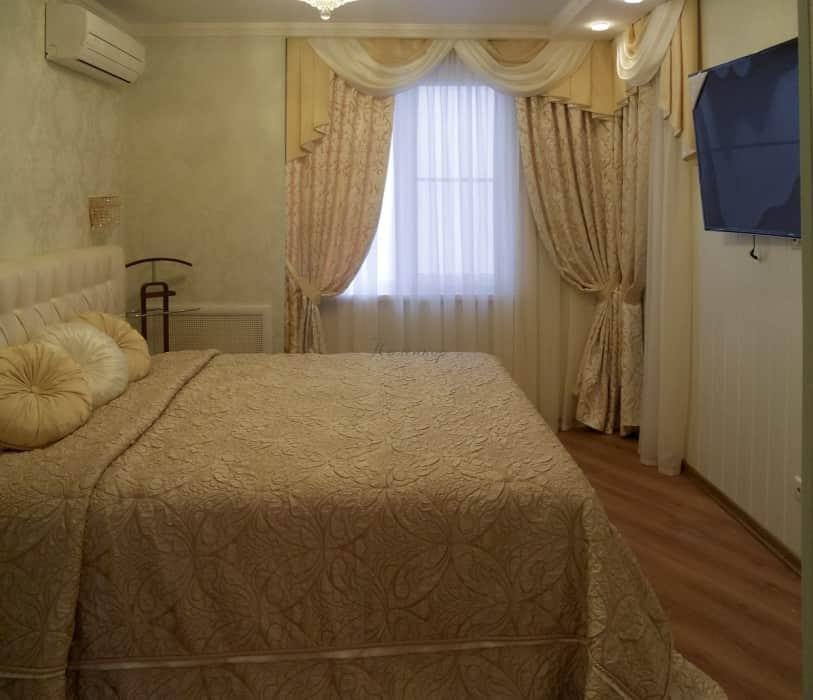 Фото штор 11: спальня