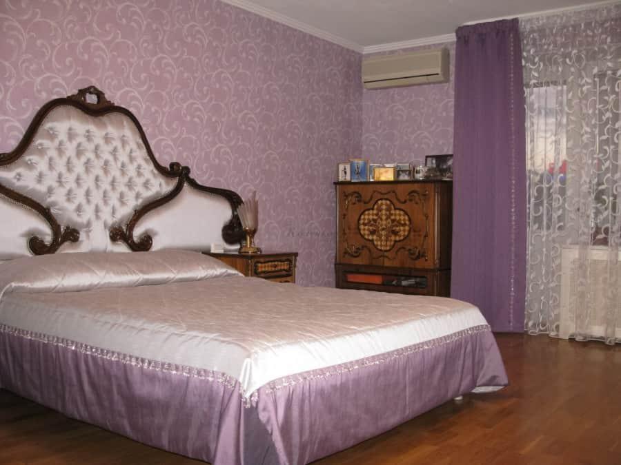 Фото штор 13: спальня