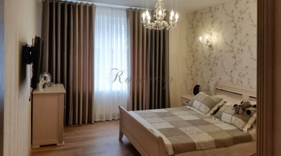Фото штор 18: спальня