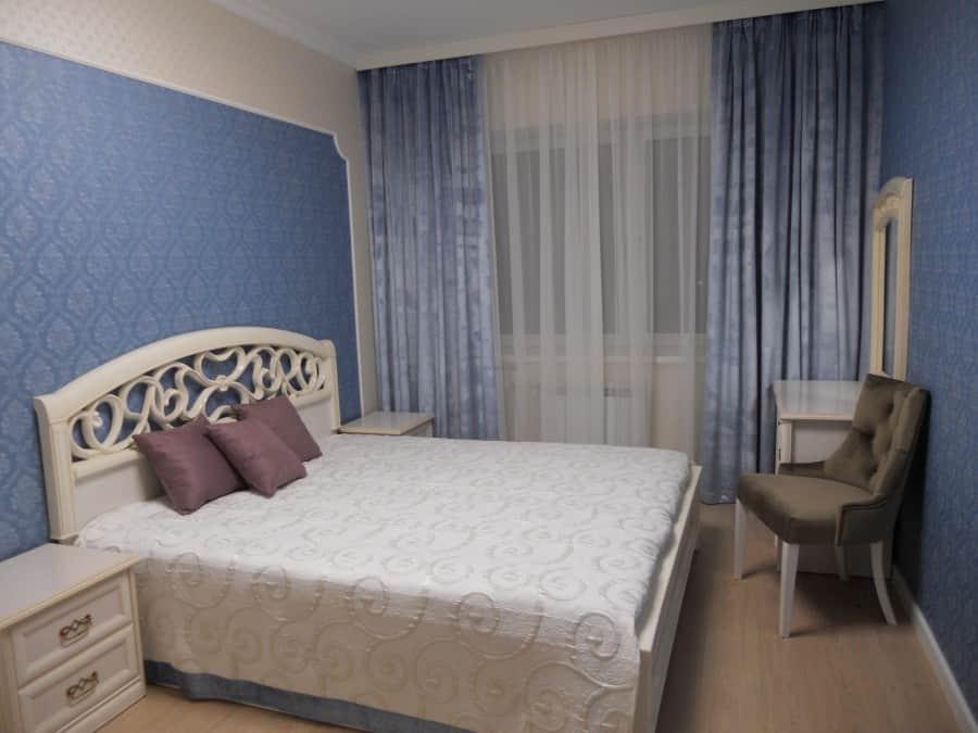Фото штор 27: спальня