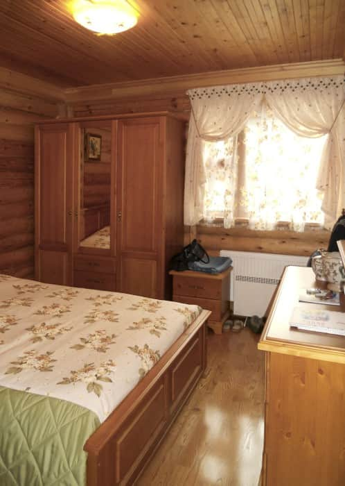 Фото штор 39: спальня