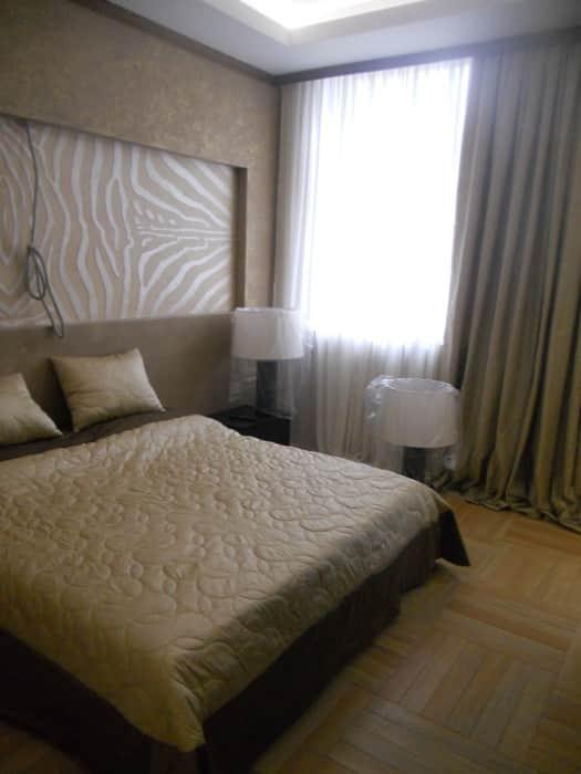 Фото штор 44: спальня