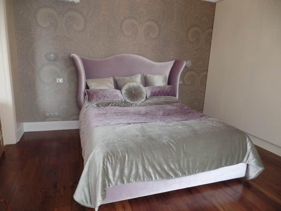 Фото штор 5: спальня
