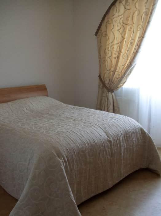 Фото штор 52: спальня