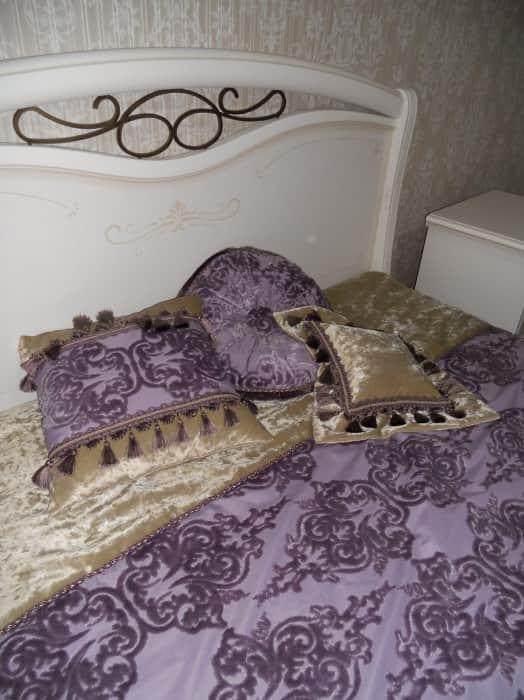 Фото штор 53: спальня