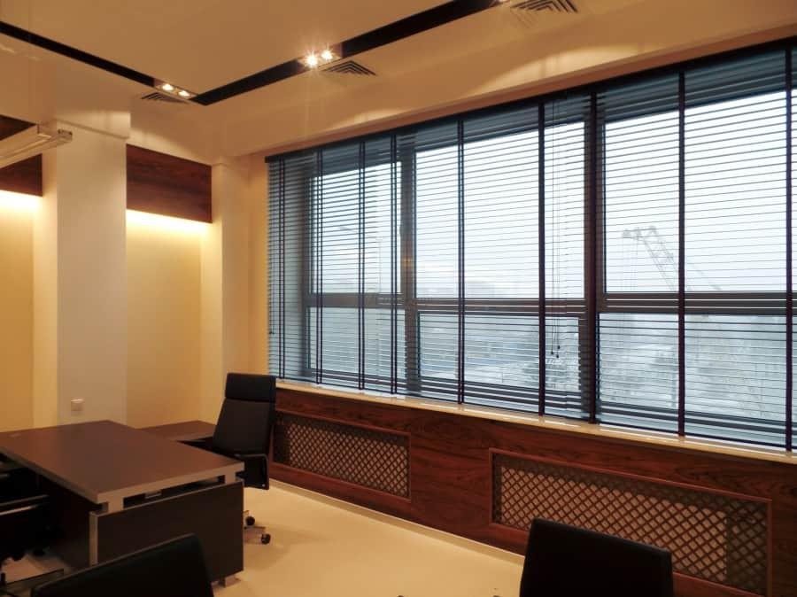 Фото штор 15: жалюзи, плиссе, рулонные шторы