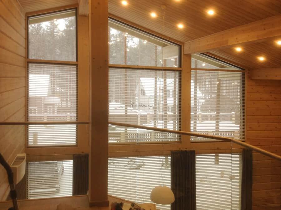 Фото штор 20: жалюзи, плиссе, рулонные шторы