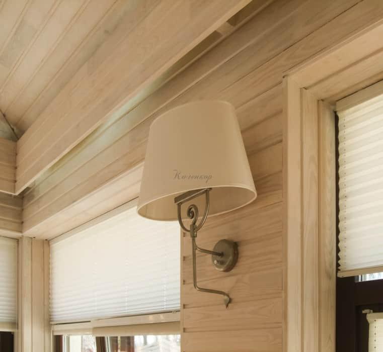 Фото штор 24: жалюзи, плиссе, рулонные шторы