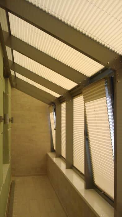 Фото штор 27: жалюзи, плиссе, рулонные шторы