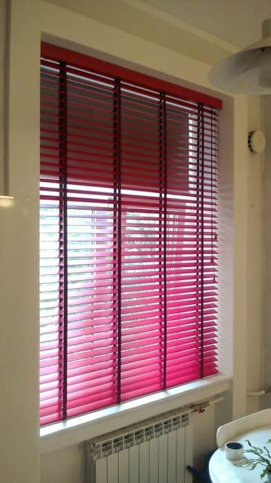 Фото штор 30: жалюзи, плиссе, рулонные шторы