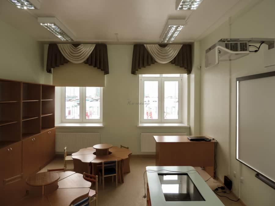 Фото штор 36: жалюзи, плиссе, рулонные шторы