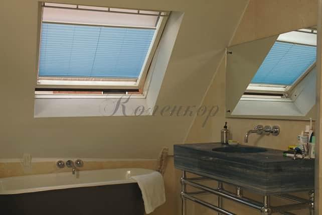 Фото штор 40: жалюзи, плиссе, рулонные шторы