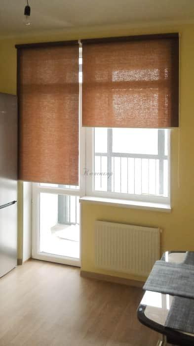 Фото штор 47: жалюзи, плиссе, рулонные шторы