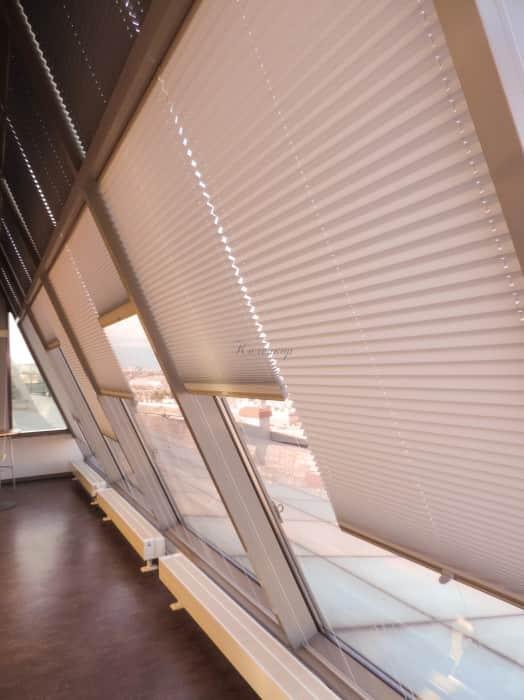 Фото штор 5: жалюзи, плиссе, рулонные шторы