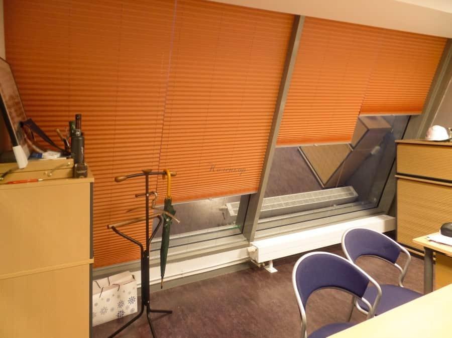 Фото штор 9: жалюзи, плиссе, рулонные шторы